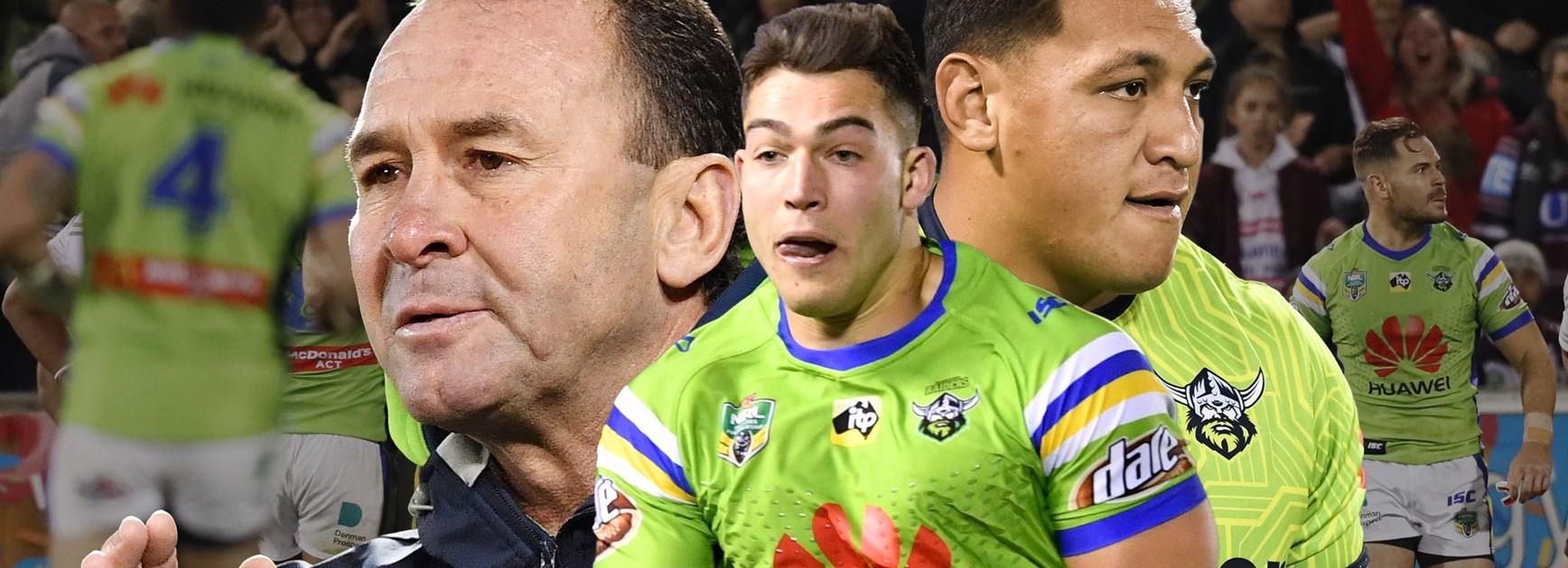 Canberra Raiders 2018 season review