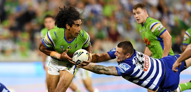 Soliola wants to lead Raiders pack into the future