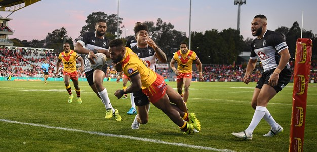 Report and Highlights: PNG stun Fiji