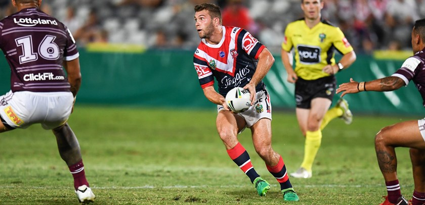 Roosters utility Mitch Cornish.