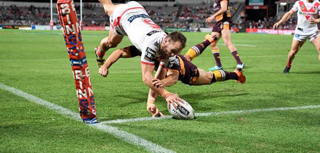 Dragons win big over Broncos