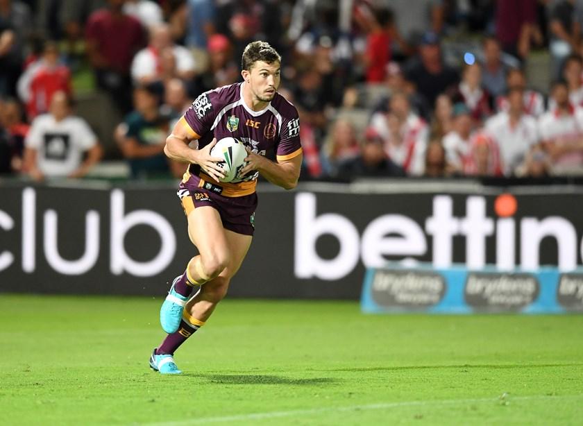 Brisbane's Corey Oates.