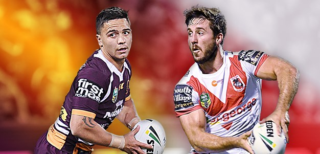 Dragons v Broncos: Round 1 preview