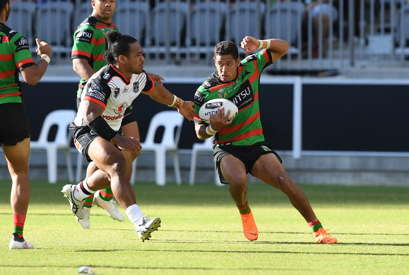 Rabbitohs centre Dane Gagai.