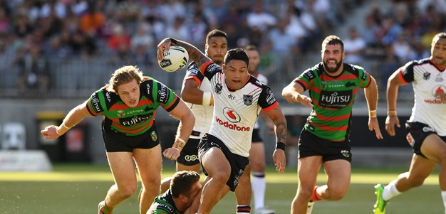 Rabbitohs fall to Warriors in Perth