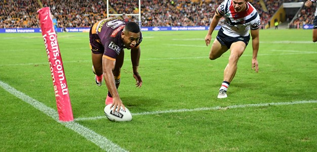 Why Isaako chose Brisbane over the Roosters