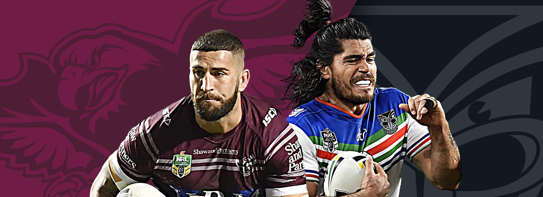 Sea Eagles v Warriors: Trbojevic brothers in, RTS out, Johnson back for 150th
