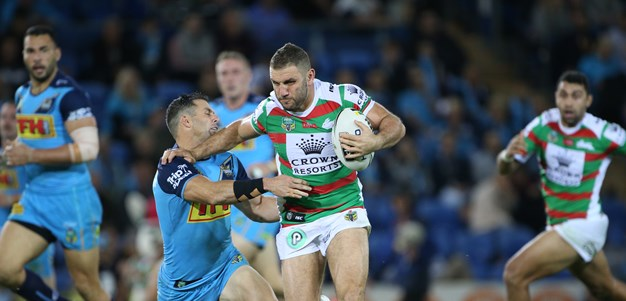 Rabbitohs go six in a row after tense finish