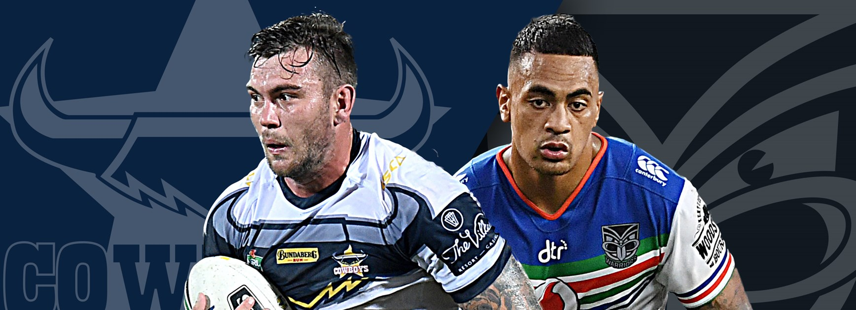Cowboys v Warriors: Cowboys lose Scott, Beale in for Fusitu'a