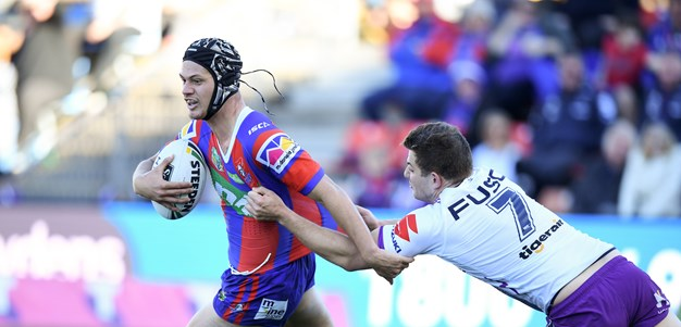Ponga can cause nightmares for tiring Blues forwards