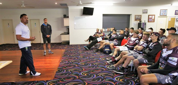 Burleigh Bears look to NRL's State of Mind Program to educate players