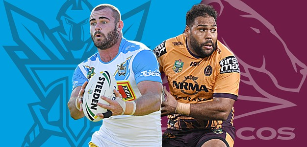 Match Preview - Broncos v Titans
