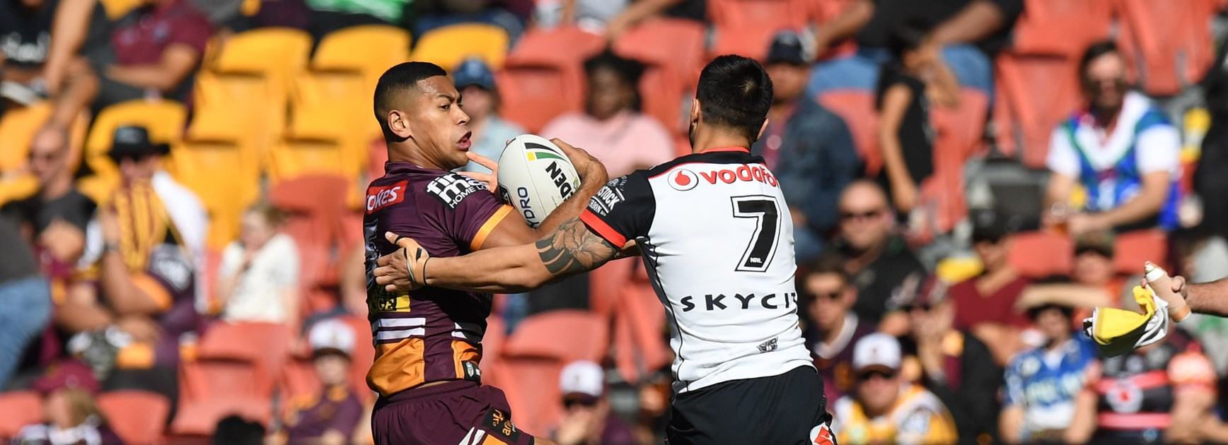 Isaako planning redemption against Panthers