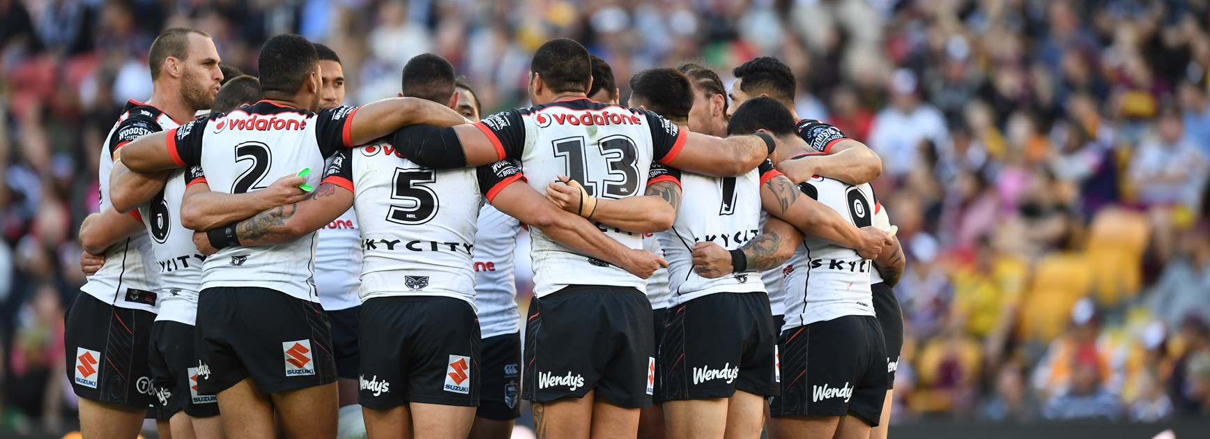 The New Zealand Warriors.
