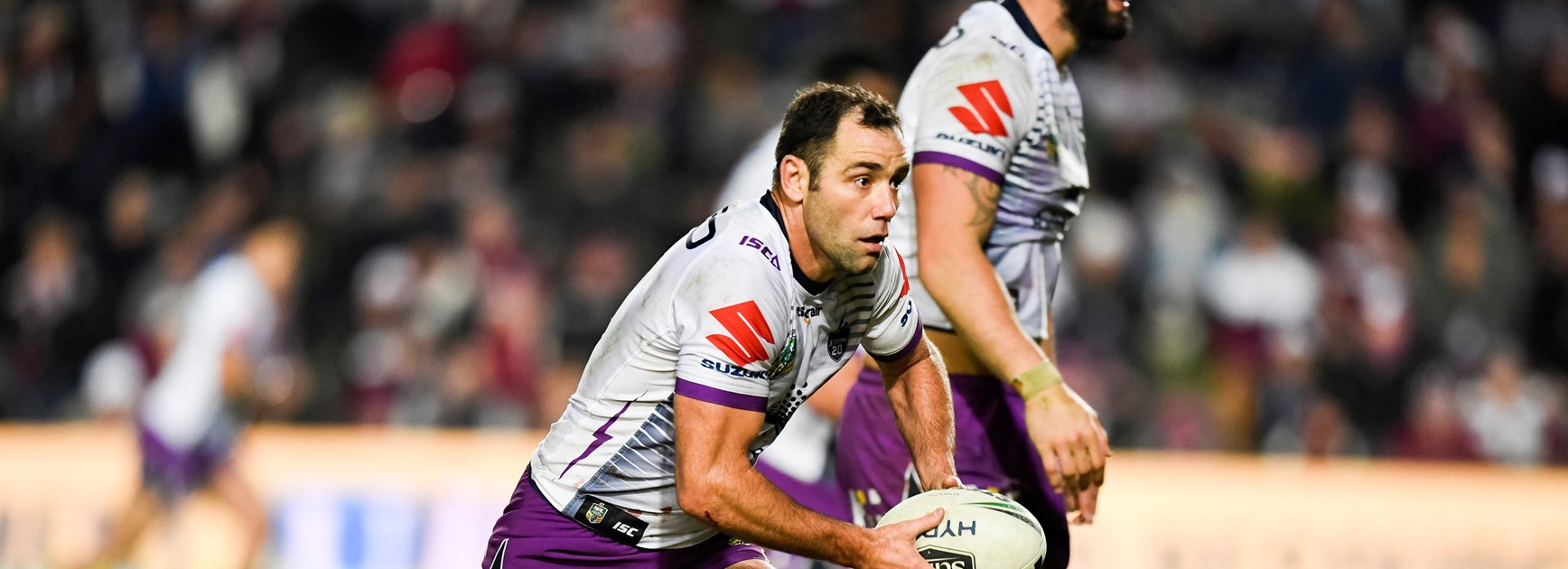 Storm hooker Cameron Smith.