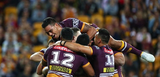 Your NRL team's run home