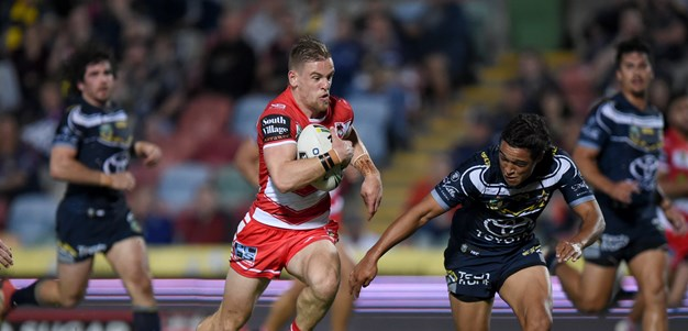 Dragons back on top with win over Cowboys