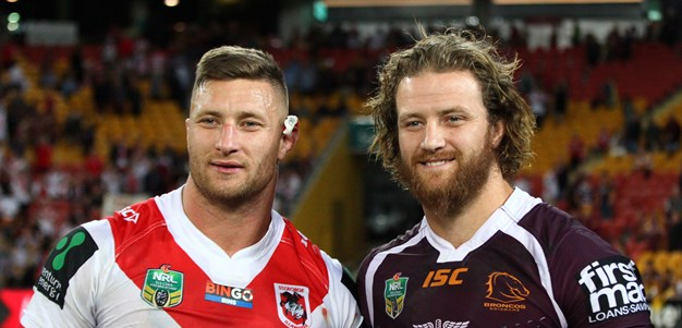 Korbin To Reunite With Brother At Dragons