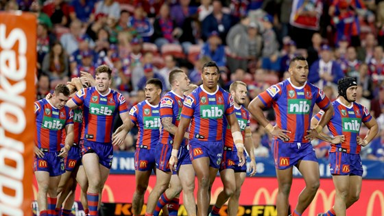 Lack of depth behind Knights' inconsistent form: Brown