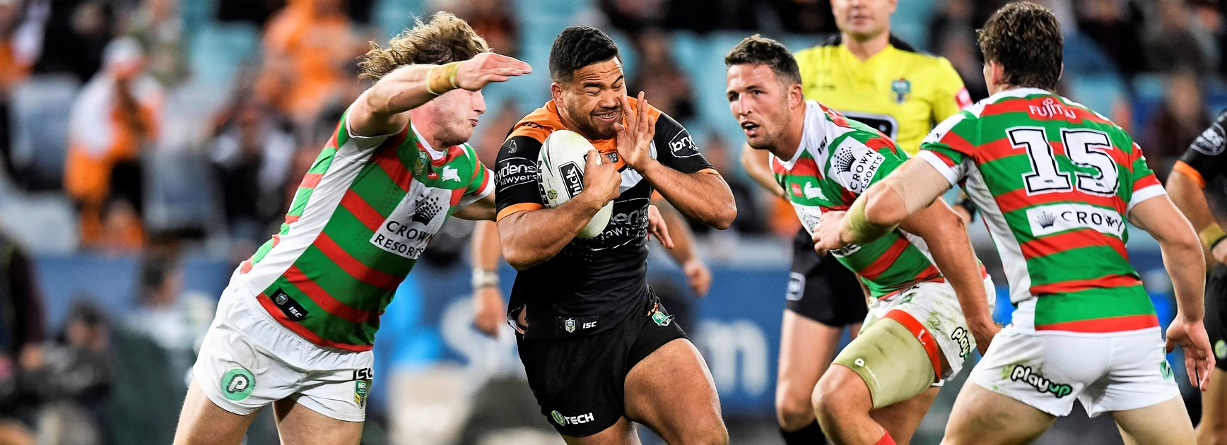 Marsters responds to challenge from coach Cleary