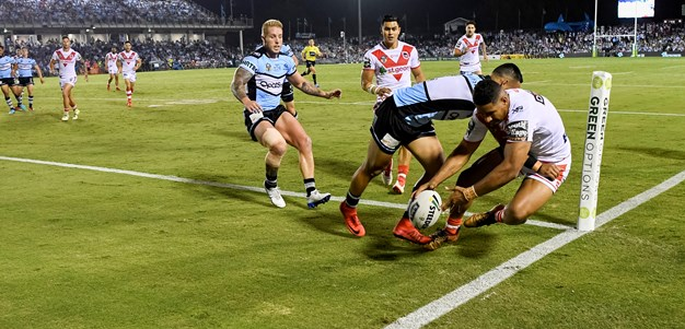 Dragons secure big derby win over Sharks