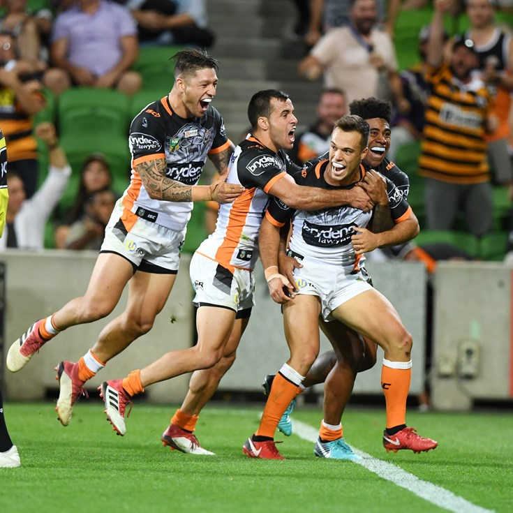Brilliant Brooks silences Storm with match-winning try