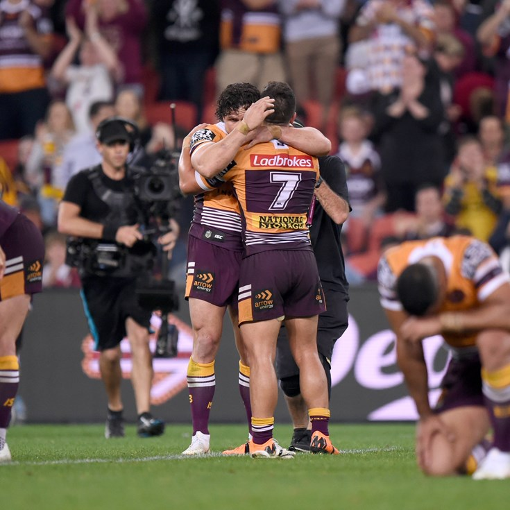 Gritty Broncos hold off Sharks in tense thriller