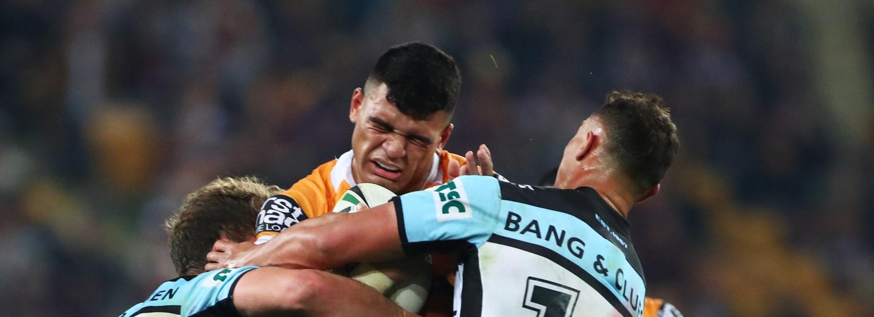 'Man-child' Fifita a key Broncos cog already: Ofahengaue