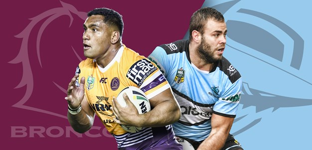 Match Preview - Broncos v Sharks