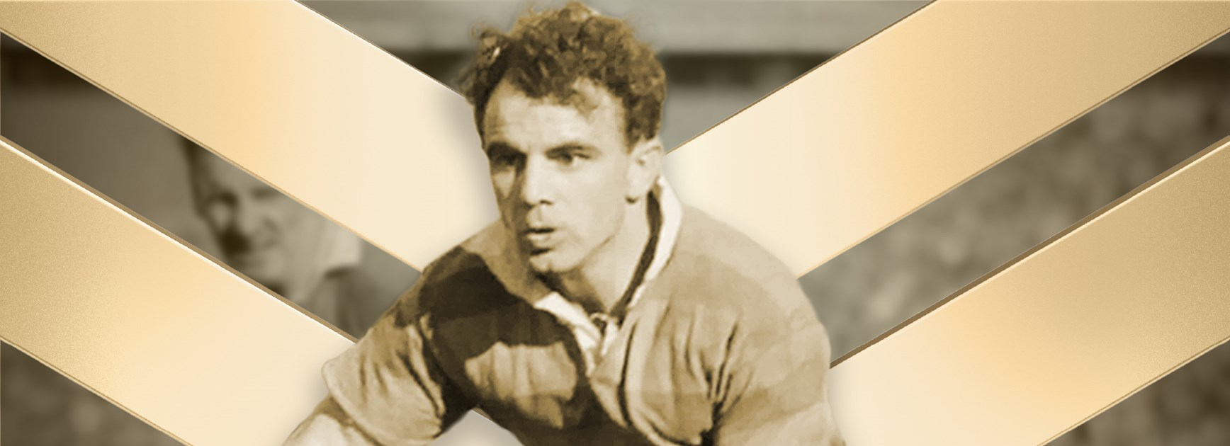 Why Clive Churchill was 'The Little Master'