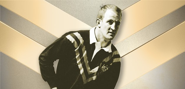 Raper a one of a kind rugby league legend