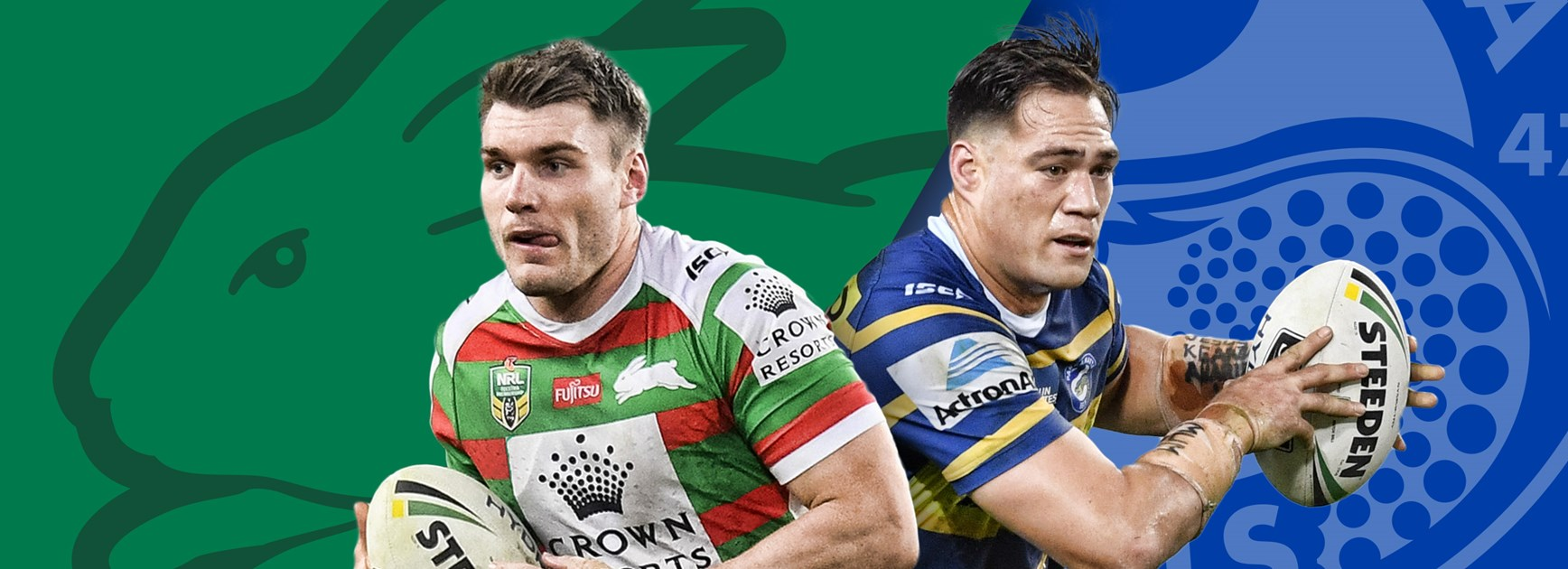 Rabbitohs v Eels: Bunnies unchanged; Hayne swaps to wing