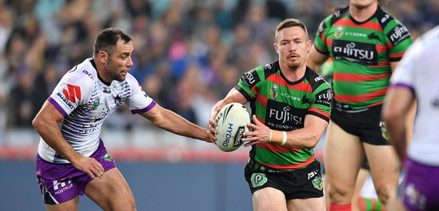Cook inspires Rabbitohs to thrilling win over Storm