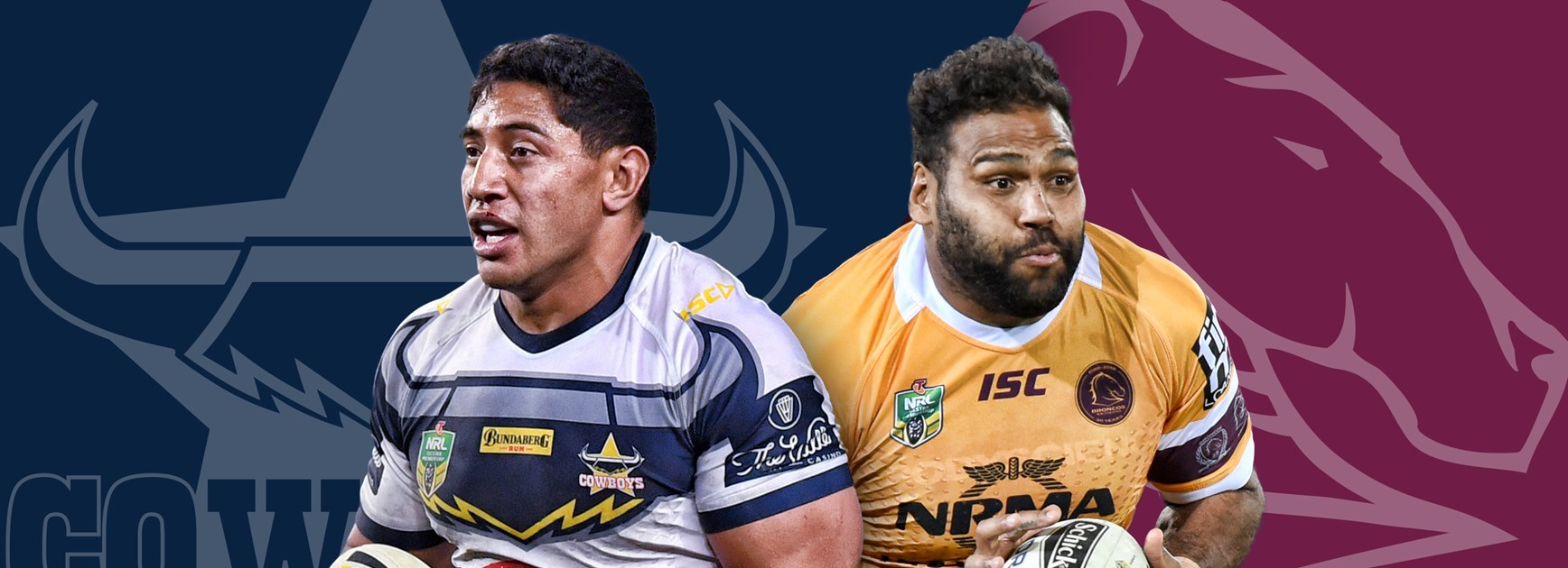 Cowboys v Broncos: Broncos blood another rookie in reshuffle; Jensen in for Fensom