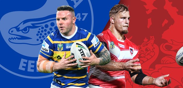 NRL preview: Eels v Dragons