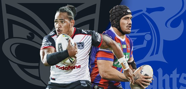 Round 22 NRL preview: Warriors v Knights