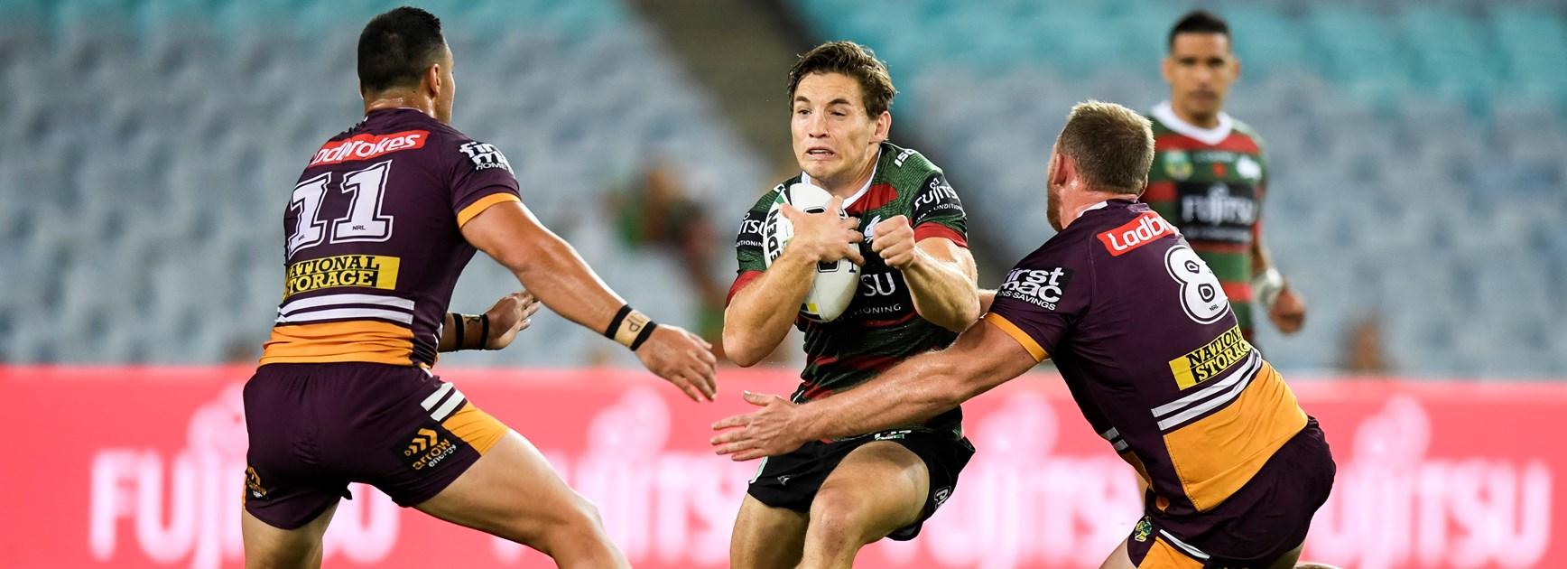 Rabbitohs forward Cameron Murray.
