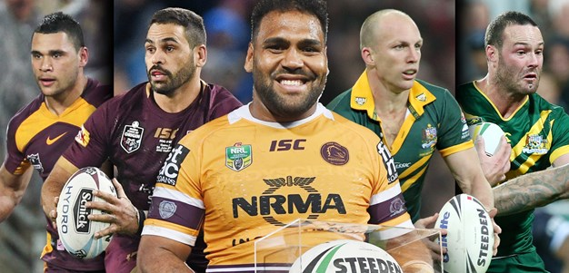 Thaiday names his 13 greatest players + coach