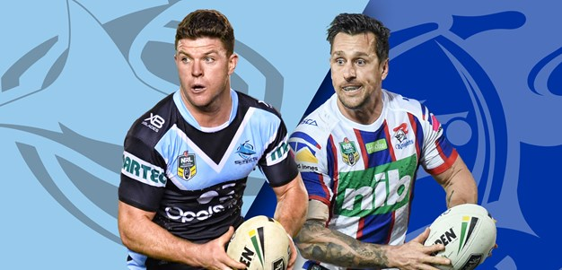 Sharks v Knights: Round 24 preview