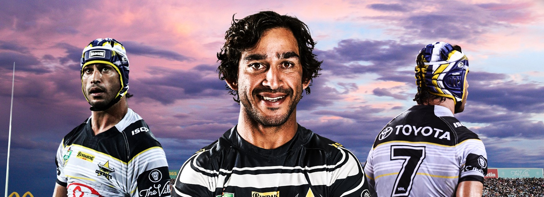 Johnathan Thurston's top 10 moments
