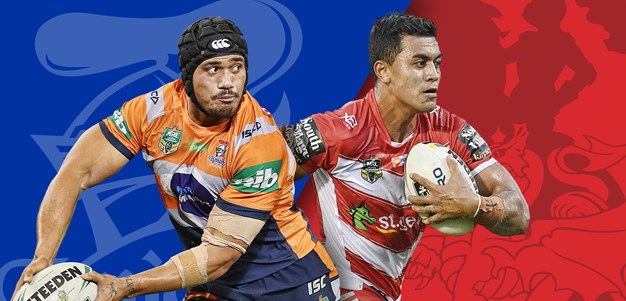 Knights v Dragons in Old Boys Day blockbuster