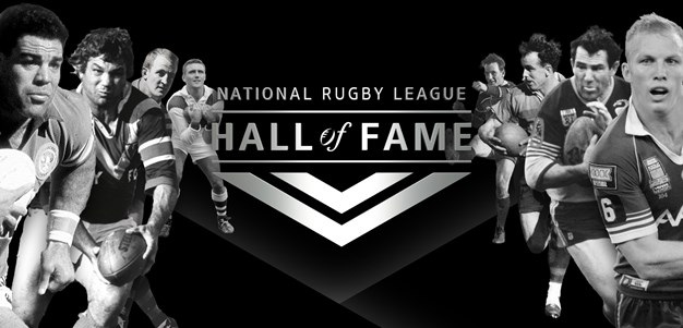 NRL unveils Immortals, Hall of Fame programs