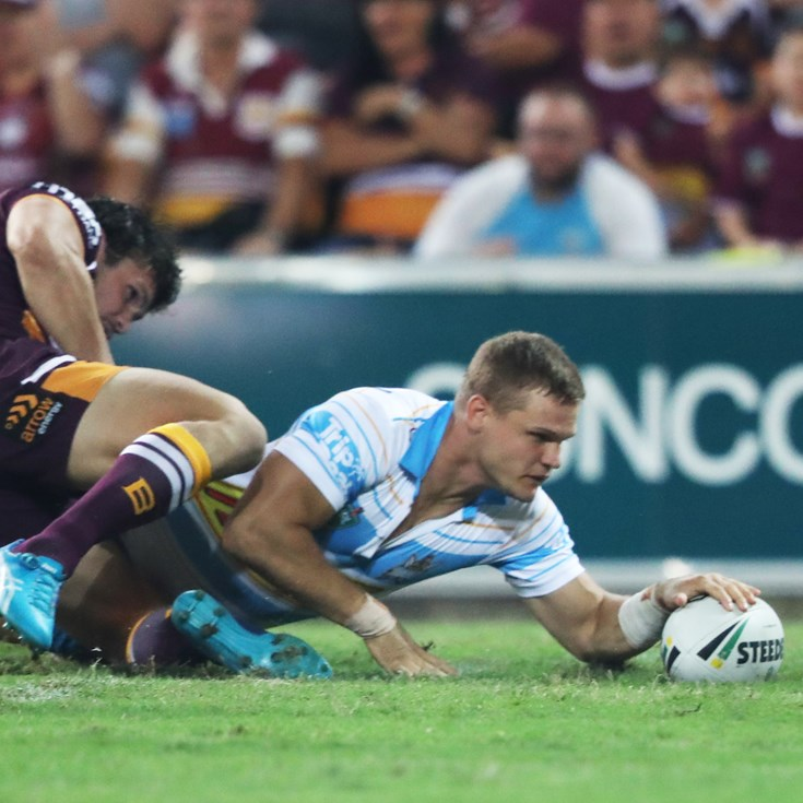 Titans Too Good For Broncos