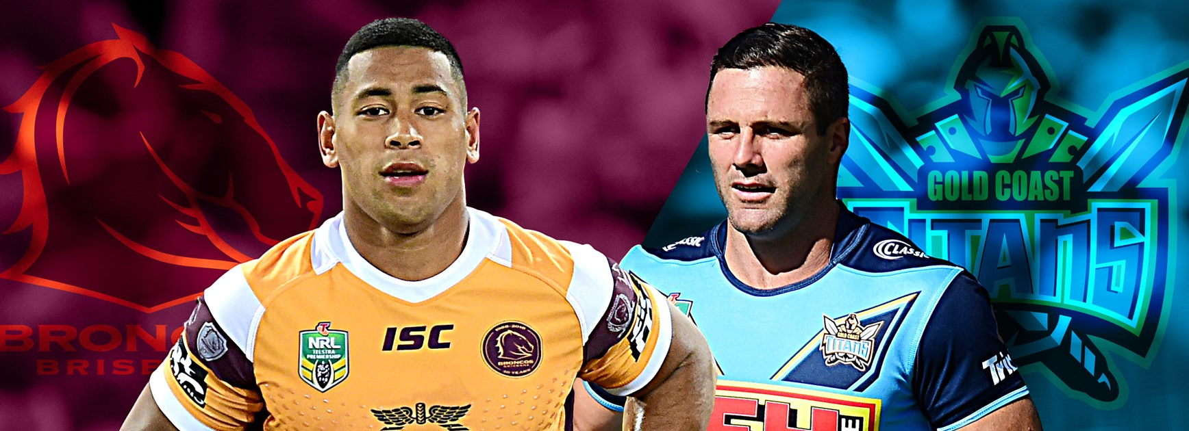 Broncos v Titans: Sims to start, Cartwright benched