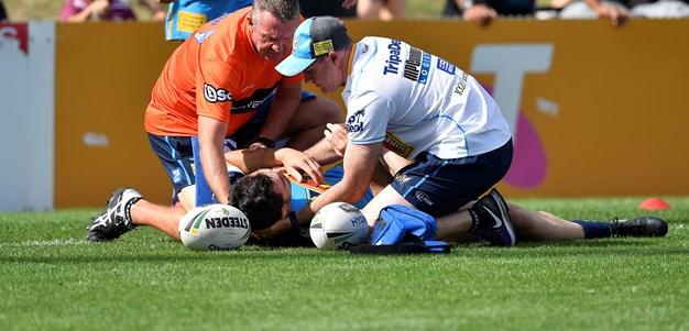 Heavy injury toll brings Titans unstuck