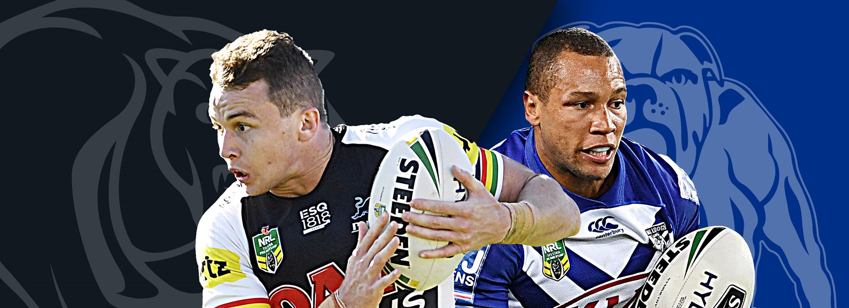 Panthers v Bulldogs: Both sides out to bounce back