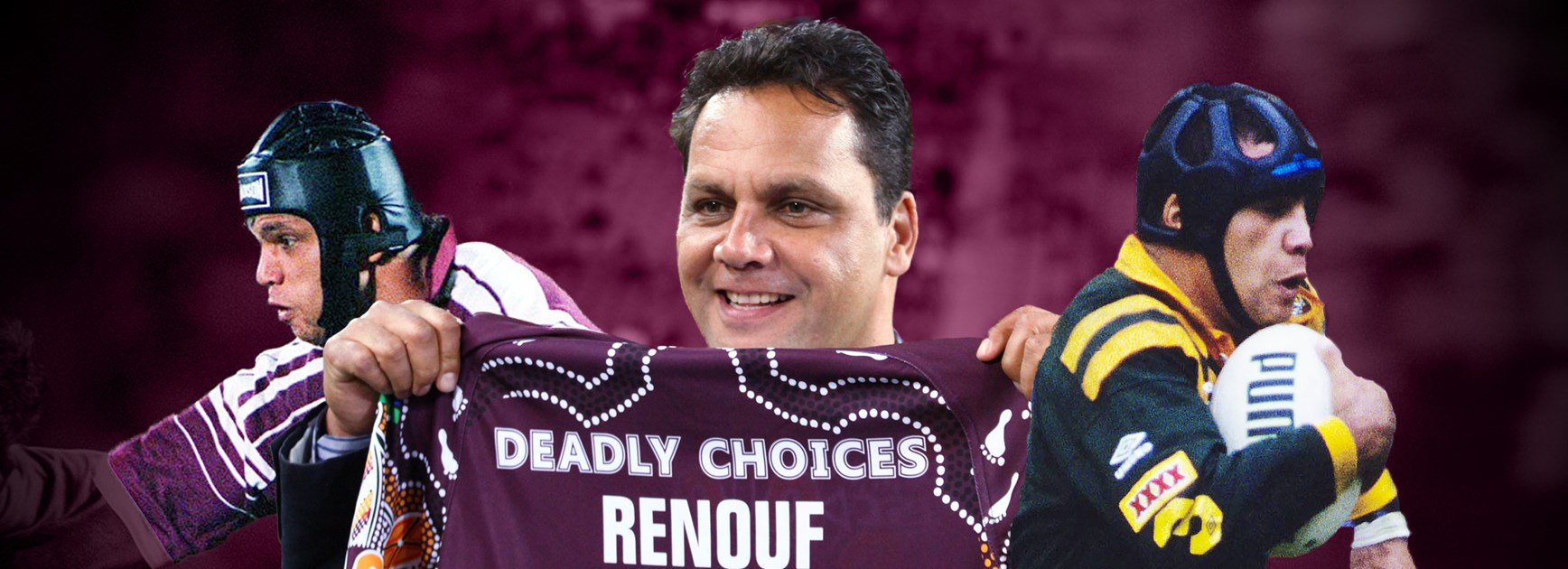 Renouf: How I beat killer disease to play for Broncos