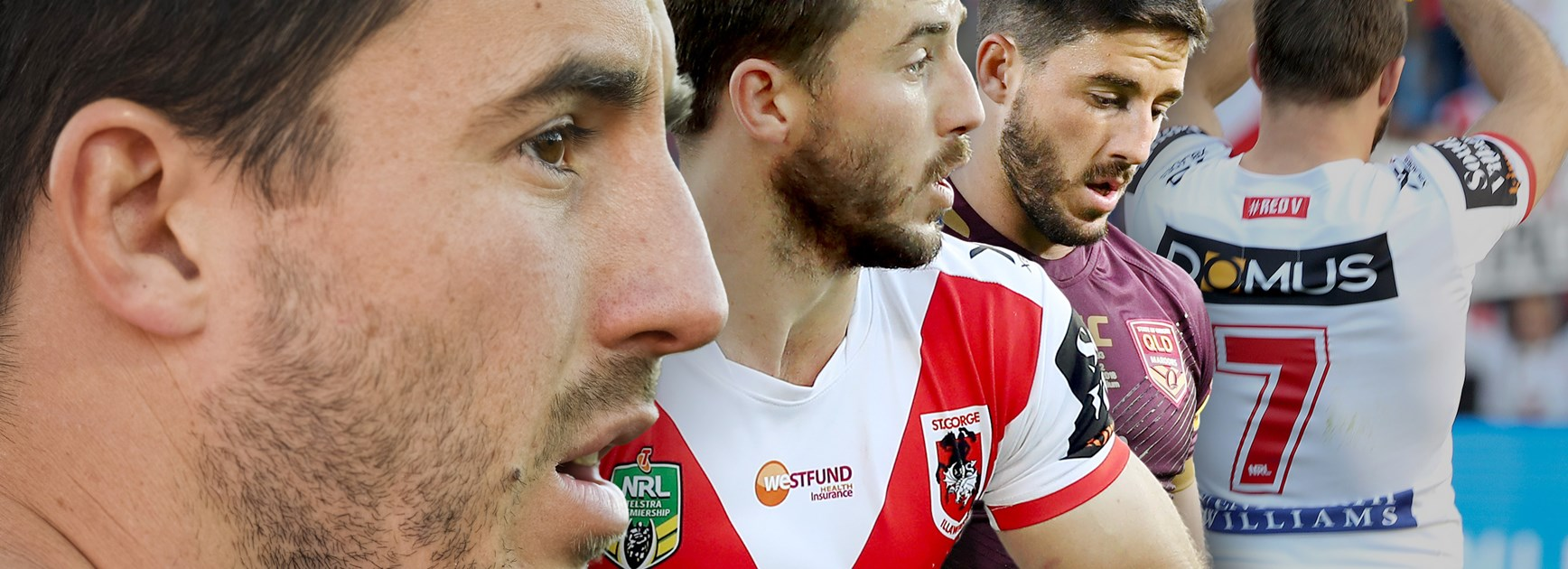 Sometimes I feel lonely: The vitriol that led Ben Hunt to a psychologist