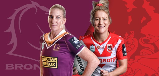 Broncos v Dragons: NRLW Round 1 preview