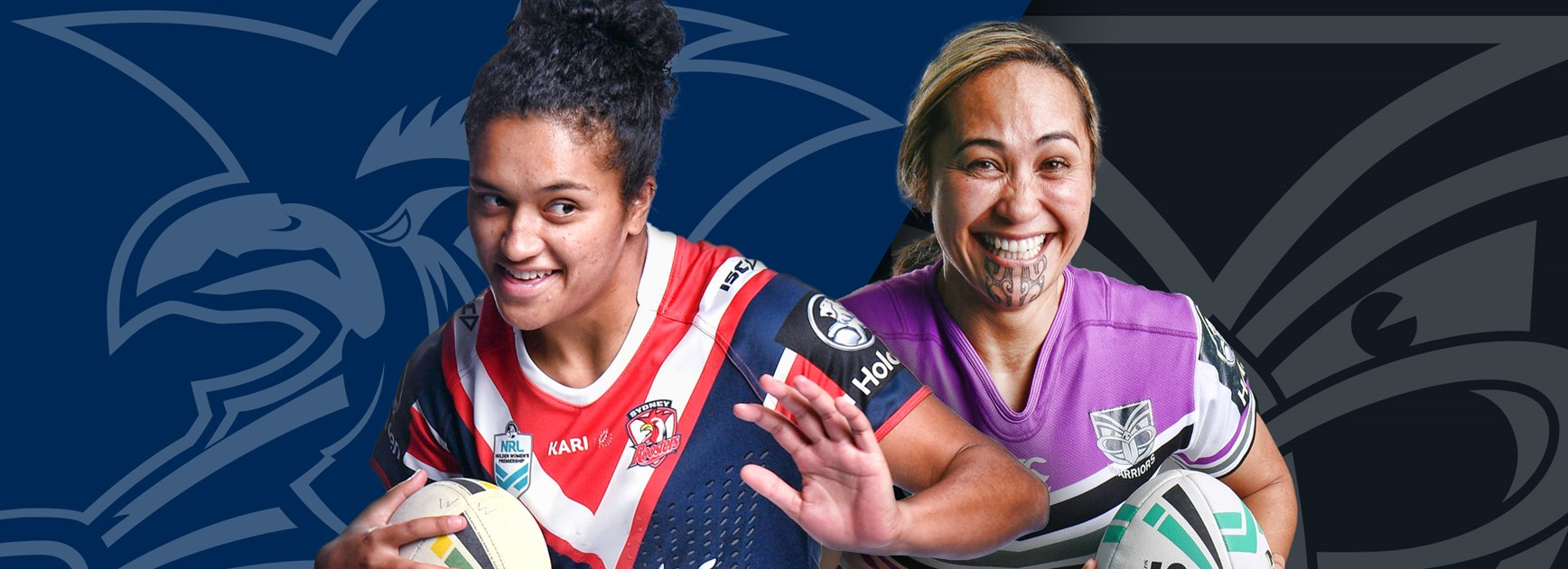 Roosters v Warriors: NRLW Round 1 preview